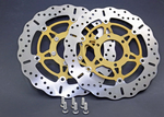 SPRINT RS 1999-04: EBC Contour Stainless Steel Brake Discs MD 647XC 1 Pair (ABE/TUV) +Free Bolts!